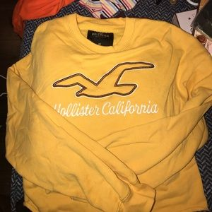 HolliSter pullover sweater xs